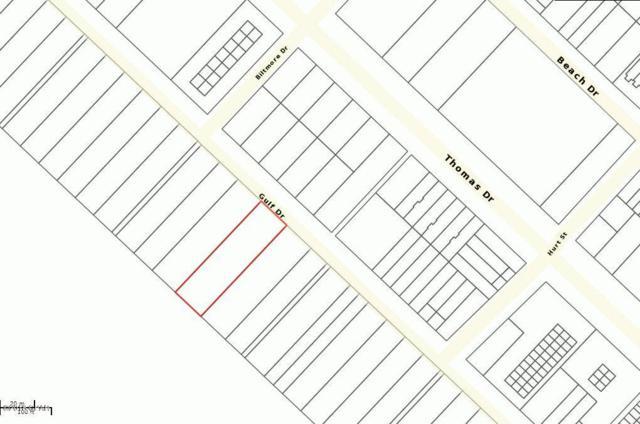 TBD Gulf Drive, Panama City Beach, FL 32408 (MLS #675465) :: Counts Real Estate Group