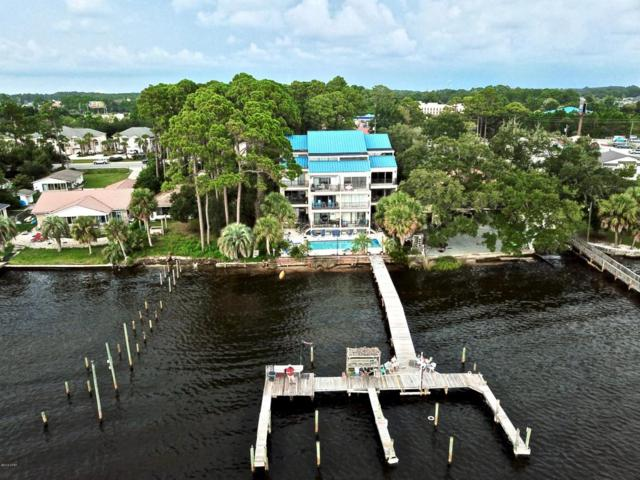 6135 N Lagoon Drive #301, Panama City Beach, FL 32408 (MLS #675491) :: ResortQuest Real Estate