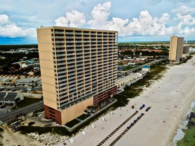17643 Front Beach Road #1609, Panama City Beach, FL 32413 (MLS #675545) :: Coast Properties