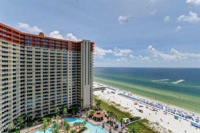 9900 S Thomas Drive #1509, Panama City Beach, FL 32408 (MLS #675632) :: Keller Williams Emerald Coast