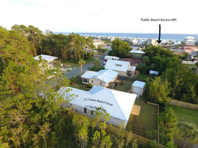 217 Palm Beach Drive, Panama City Beach, FL 32413 (MLS #675664) :: Keller Williams Realty Emerald Coast
