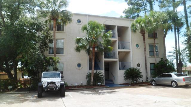 6135 N Lagoon Drive #302, Panama City Beach, FL 32408 (MLS #675943) :: The Prouse House | Beachy Beach Real Estate