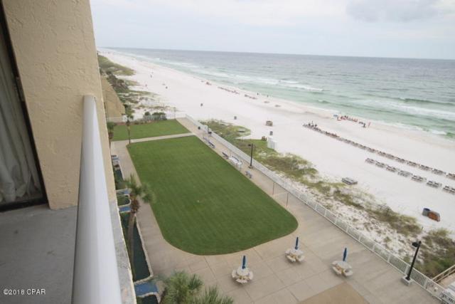 5801 Thomas Drive #717, Panama City Beach, FL 32408 (MLS #675949) :: ResortQuest Real Estate