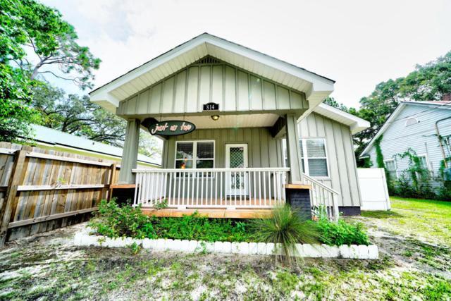 814 Grace Avenue, Panama City, FL 32401 (MLS #675972) :: ResortQuest Real Estate