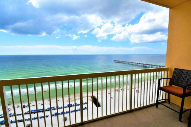 15817 Front Beach Road #1507, Panama City Beach, FL 32413 (MLS #676127) :: The Prouse House | Beachy Beach Real Estate