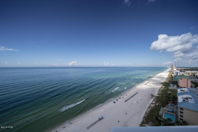 16819 Front Beach Road Road #1601, Panama City Beach, FL 32413 (MLS #676189) :: ResortQuest Real Estate