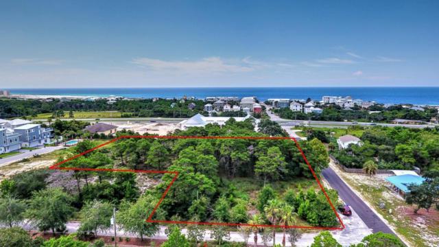 60 N Walton Lakeshore Drive, Inlet Beach, FL 32461 (MLS #676251) :: ResortQuest Real Estate
