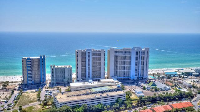 10811 Front Beach Road #2105, Panama City Beach, FL 32407 (MLS #676507) :: Berkshire Hathaway HomeServices Beach Properties of Florida
