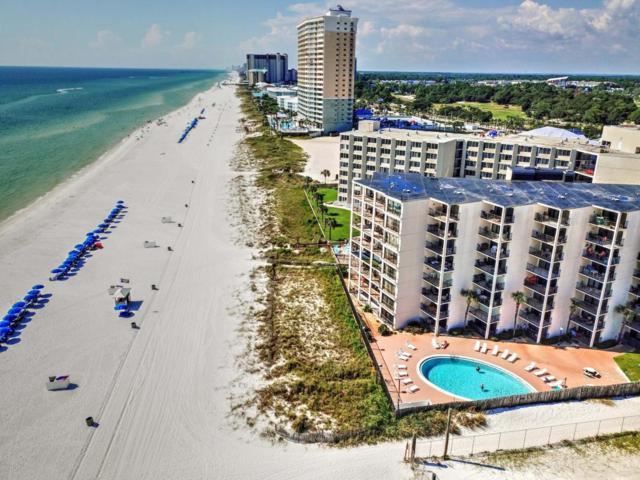 8815 Thomas Drive #201, Panama City Beach, FL 32408 (MLS #676638) :: Keller Williams Emerald Coast