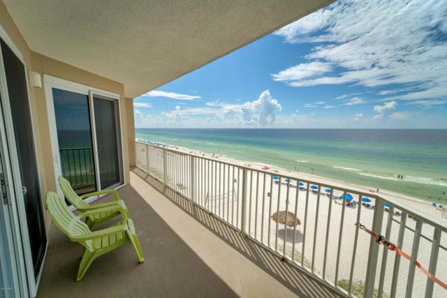 10713 Front Beach Road #505, Panama City Beach, FL 32407 (MLS #676778) :: Keller Williams Emerald Coast