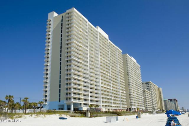 10901 Front Beach Road #1405, Panama City Beach, FL 32407 (MLS #676876) :: Berkshire Hathaway HomeServices Beach Properties of Florida