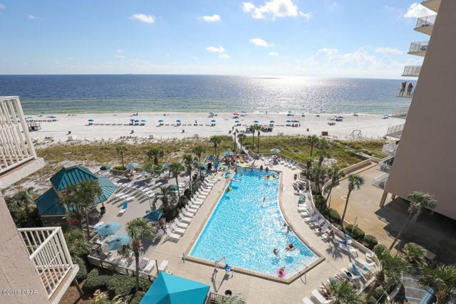 7205 Thomas Drive E-701, Panama City Beach, FL 32408 (MLS #676894) :: Counts Real Estate Group