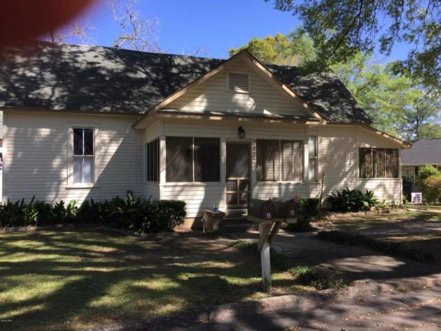 2972 Dickson Street, Marianna, FL 32446 (MLS #677054) :: ResortQuest Real Estate