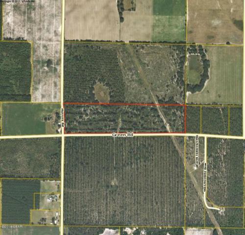 0000 Green Road, Greenwood, FL 32443 (MLS #677121) :: Berkshire Hathaway HomeServices Beach Properties of Florida