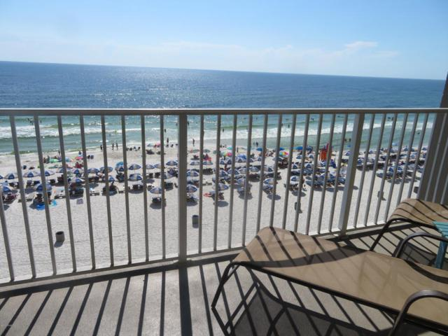 16819 Front Beach Road #414, Panama City Beach, FL 32413 (MLS #677122) :: ResortQuest Real Estate