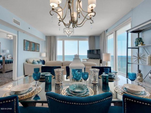 9900 S Thomas Drive #901, Panama City Beach, FL 32408 (MLS #677363) :: Keller Williams Realty Emerald Coast