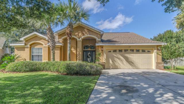 111 Windridge Lane, Panama City Beach, FL 32413 (MLS #677407) :: ResortQuest Real Estate