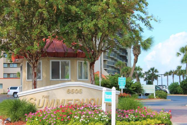 6505 Thomas Drive 812C, Panama City Beach, FL 32408 (MLS #677684) :: The Prouse House | Beachy Beach Real Estate
