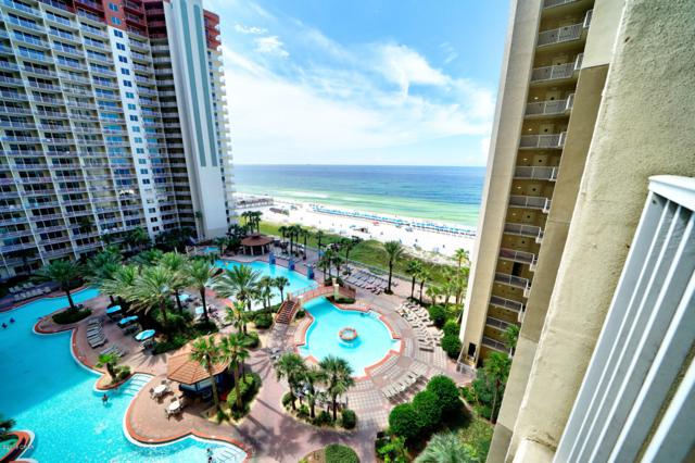 9900 S Thomas Drive #909, Panama City Beach, FL 32408 (MLS #677752) :: Counts Real Estate on 30A