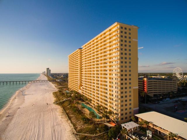 15817 Front Beach Road #1905, Panama City Beach, FL 32413 (MLS #677868) :: ResortQuest Real Estate