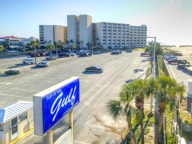8817 S Thomas Drive A703, Panama City Beach, FL 32408 (MLS #678311) :: ResortQuest Real Estate