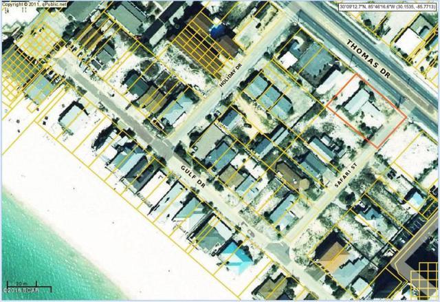 6717 Thomas Drive, Panama City Beach, FL 32408 (MLS #678329) :: Luxury Properties Real Estate