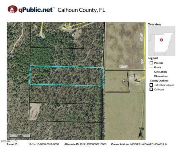 xxx Bar G Ranch Road, Altha, FL 32421 (MLS #678392) :: ResortQuest Real Estate