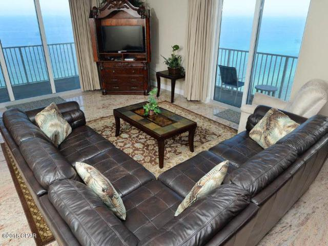 16819 Front Beach Road #2501, Panama City Beach, FL 32413 (MLS #678431) :: ResortQuest Real Estate