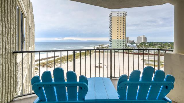 8817 S Thomas Drive A701, Panama City Beach, FL 32408 (MLS #678520) :: Scenic Sotheby's International Realty