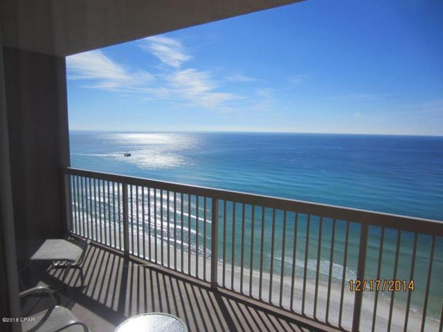 14825 Front Beach Road #1706, Panama City Beach, FL 32413 (MLS #678747) :: Coast Properties