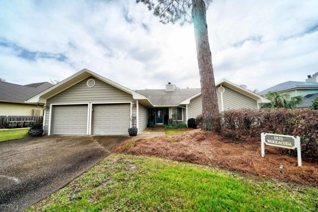 1021 Barracuda Drive, Panama City Beach, FL 32408 (MLS #678862) :: Counts Real Estate Group
