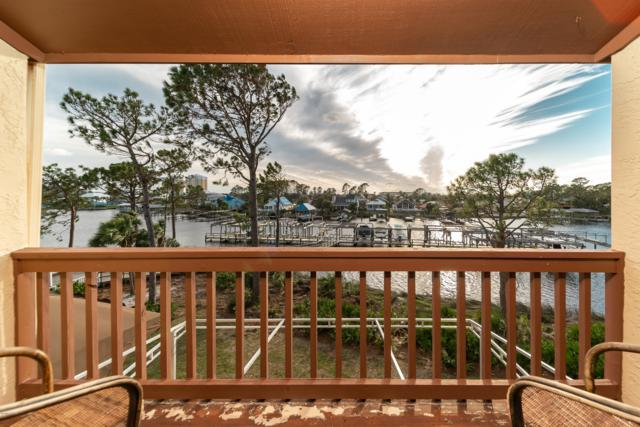 8501 N Lagoon Drive #211, Panama City Beach, FL 32408 (MLS #679062) :: Coast Properties