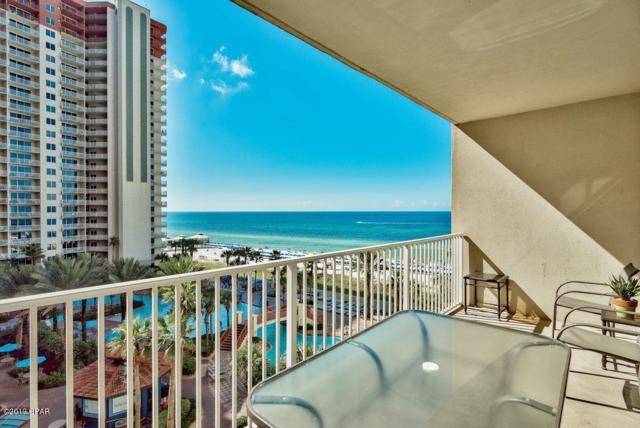 9900 Thomas Drive #609, Panama City Beach, FL 32408 (MLS #679338) :: The Prouse House | Beachy Beach Real Estate