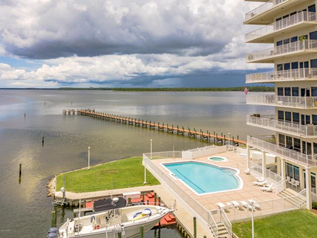 1600 Marina Bay Drive #607, Panama City, FL 32409 (MLS #679386) :: Berkshire Hathaway HomeServices Beach Properties of Florida