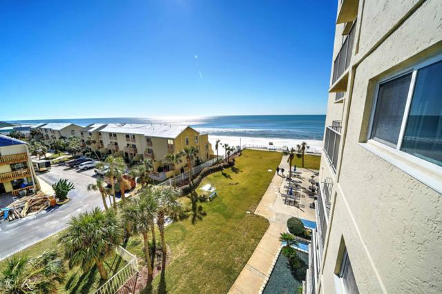 5801 Thomas Drive #525, Panama City Beach, FL 32408 (MLS #679610) :: Berkshire Hathaway HomeServices Beach Properties of Florida