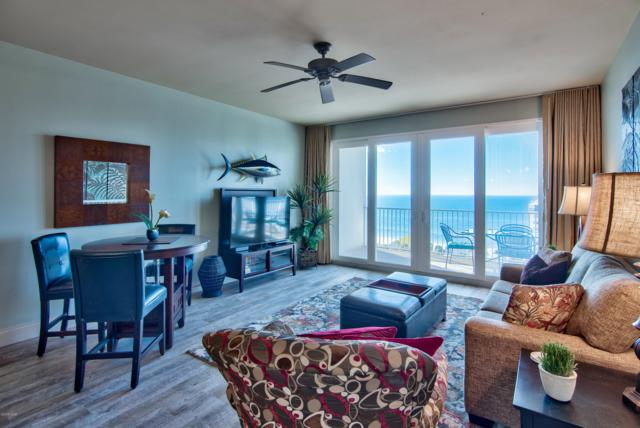 9860 S Thomas Drive #1106, Panama City Beach, FL 32408 (MLS #679621) :: The Prouse House | Beachy Beach Real Estate