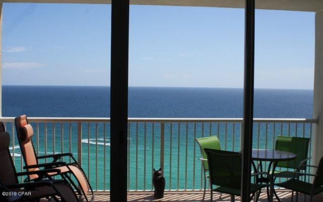10811 Front Beach Road #1707, Panama City Beach, FL 32407 (MLS #680030) :: Berkshire Hathaway HomeServices Beach Properties of Florida