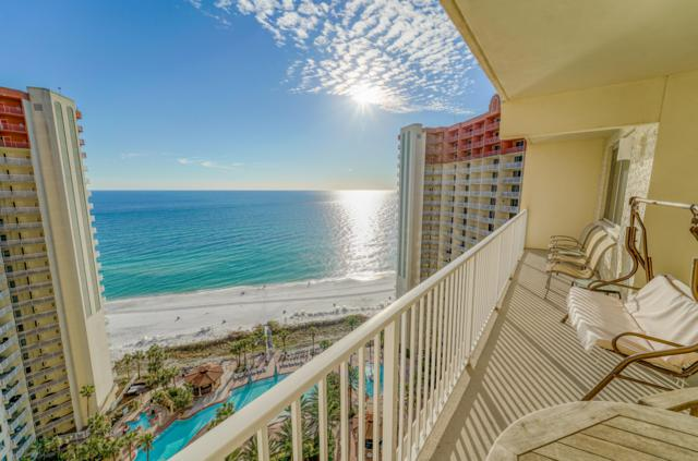 9900 S Thomas Drive #1816, Panama City Beach, FL 32408 (MLS #680032) :: Keller Williams Emerald Coast
