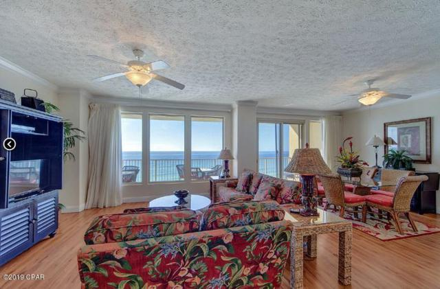 8715 Surf Drive 702B, Panama City Beach, FL 32408 (MLS #680129) :: Keller Williams Emerald Coast