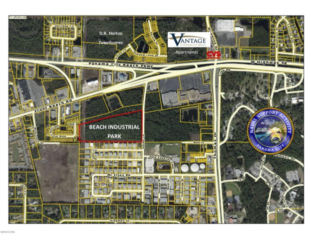 7501 Holley Wood Road Lot 1, Panama City Beach, FL 32408 (MLS #680237) :: Counts Real Estate Group, Inc.