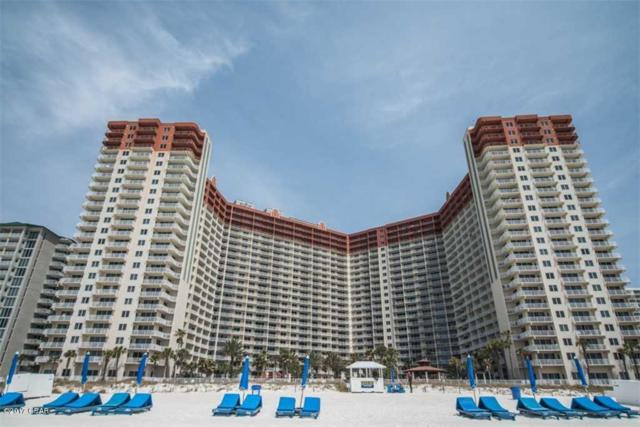 9900 Thomas Drive #505, Panama City Beach, FL 32408 (MLS #680361) :: Luxury Properties Real Estate