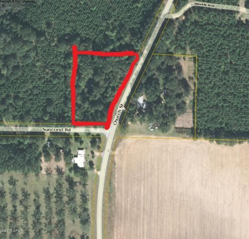 TBD Church Street, Marianna, FL 32448 (MLS #680396) :: Berkshire Hathaway HomeServices Beach Properties of Florida
