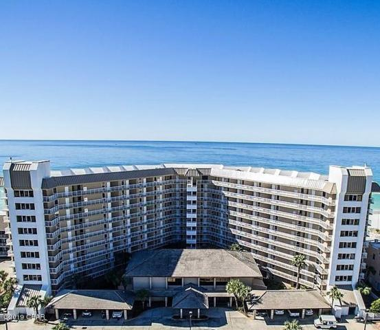 6905 Thomas Drive #710, Panama City Beach, FL 32408 (MLS #680400) :: Counts Real Estate Group