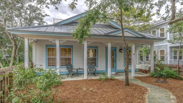 119 E Grove Street, Santa Rosa Beach, FL 32459 (MLS #680431) :: Scenic Sotheby's International Realty