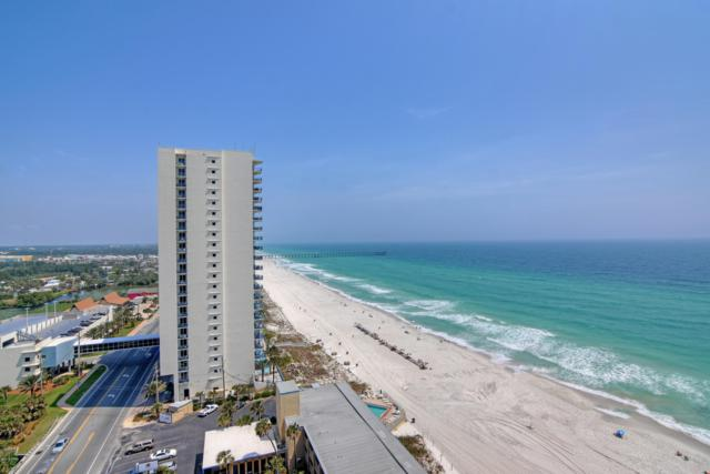 16819 Front Beach Road #1708, Panama City Beach, FL 32413 (MLS #680523) :: ResortQuest Real Estate