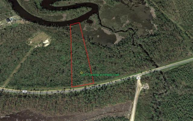11 Cr 386 North, Wewahitchka, FL 32465 (MLS #680585) :: Scenic Sotheby's International Realty