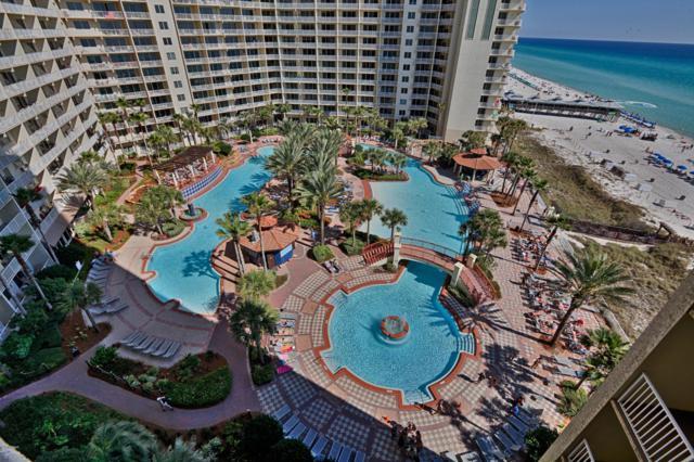 9900 S Thomas Drive #904, Panama City Beach, FL 32408 (MLS #680824) :: Berkshire Hathaway HomeServices Beach Properties of Florida