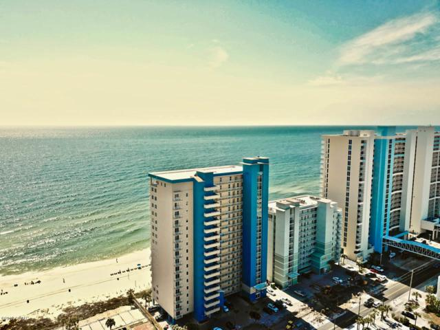 10713 Front Beach Road #1402, Panama City Beach, FL 32407 (MLS #681184) :: Berkshire Hathaway HomeServices Beach Properties of Florida