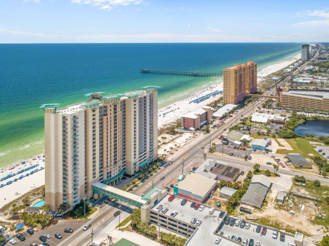 15625 Front Beach Road #1709, Panama City Beach, FL 32413 (MLS #681300) :: Berkshire Hathaway HomeServices Beach Properties of Florida