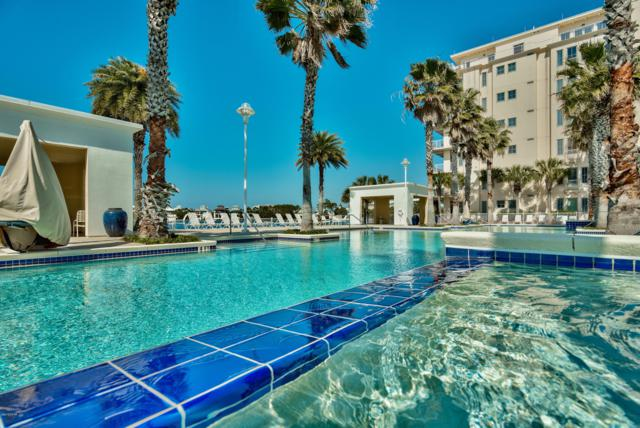 111 Carillon Market Street #302, Panama City Beach, FL 32413 (MLS #681602) :: Berkshire Hathaway HomeServices Beach Properties of Florida